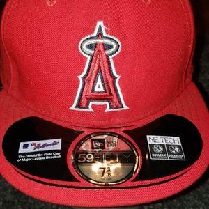 Angel team baseball cap